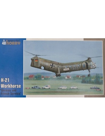 Special Hobby SH48088 H-21...