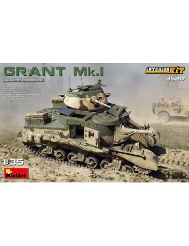 MiniArt 35217 Grant Mk.I 1/35