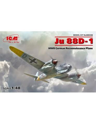 ICM 48240 Ju 88D-1 WWII...