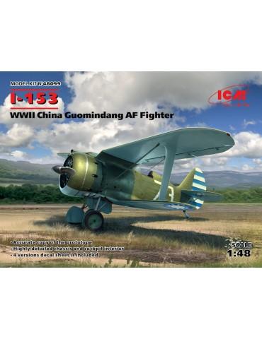 ICM 48099 Истребитель И-153...