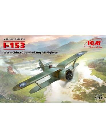 ICM 32012 Истребитель И-153...