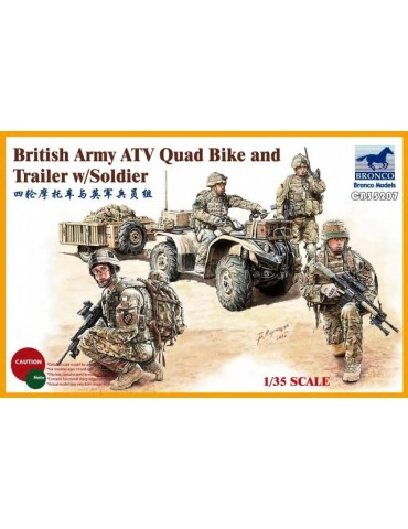 Bronco CB35207 British Army...