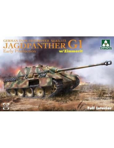 Takom 2125 Jagdpanther G1...