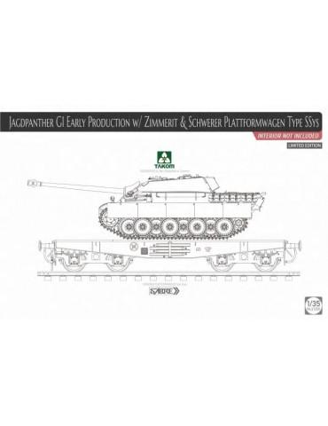 Takom 2125X Jagdpanther G1...