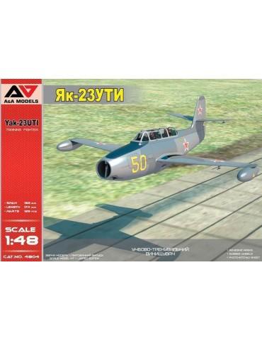 A&A Models 4804 Як-23УТИ 1/72