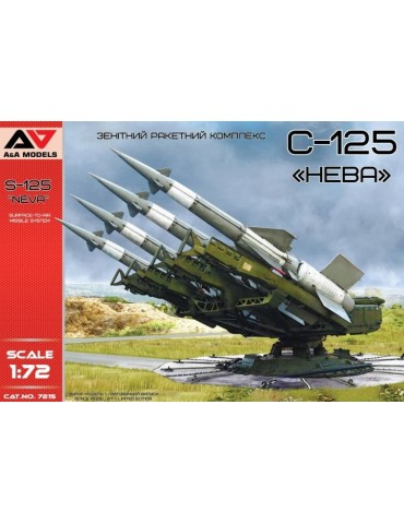 A&A Models 7215 Самоходный...