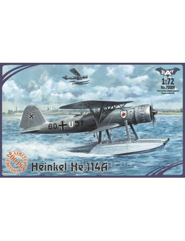 Bat project 72008 Heinkel...