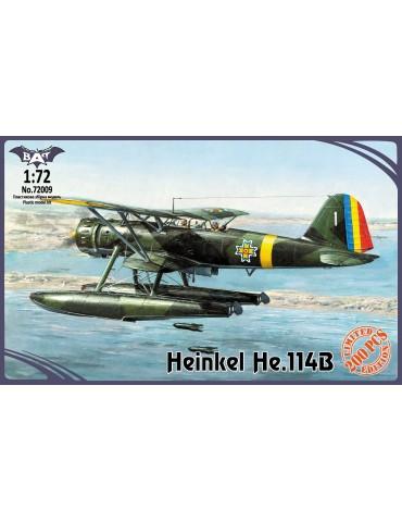 Bat project 72009 Heinkel...
