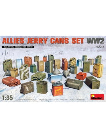 MiniArt 35587 Allies jerry...