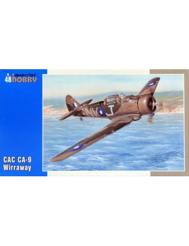 Special Hobby SH48054 CAC...
