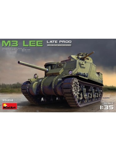 MiniArt 35214 M3 Lee - Late...