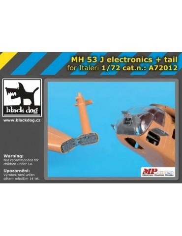Black Dog A72012 MH-53J...