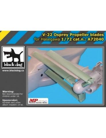 Black Dog A72040 V-22...