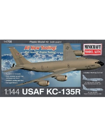 Minicraft 14708 USAF KC-135R 1/144