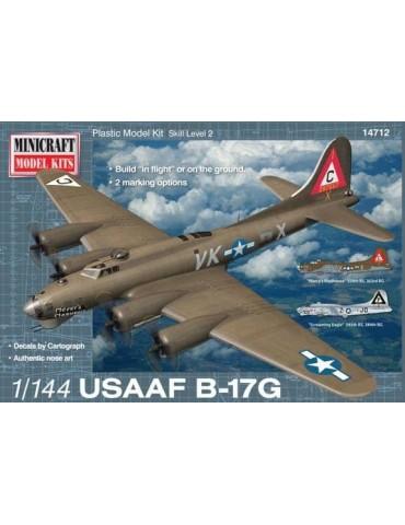 Minicraft 14712 USAAF B-17G 1/144