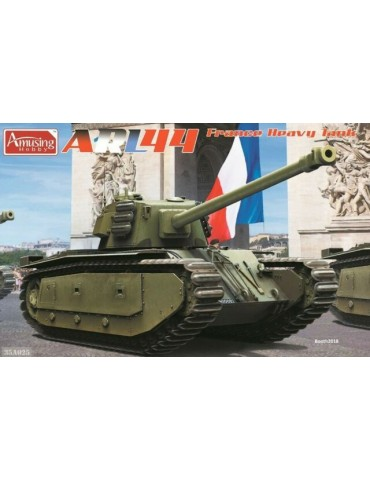 Amusing Hobby 35A025 ARL44 French Heavy Tank 1/35