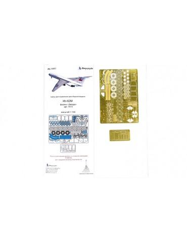 Микродизайн 144221 Ил-62М...