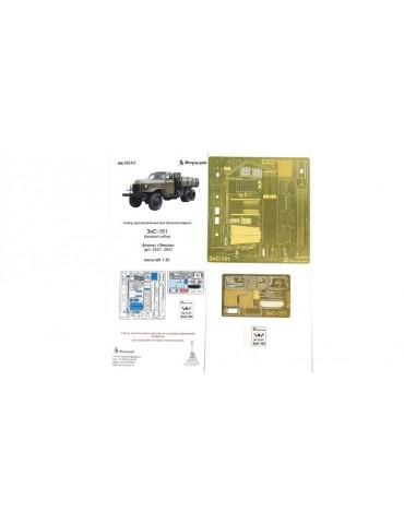 Микродизайн 035347 ЗиС-151...