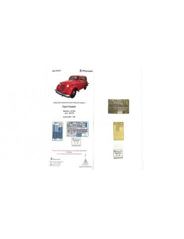 Микродизайн 035343 Opel...