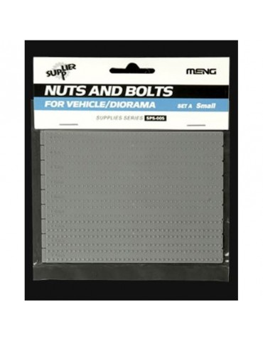 Meng SPS-005 Nuts and Bolts...