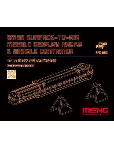 Meng SPS-063 9M38...
