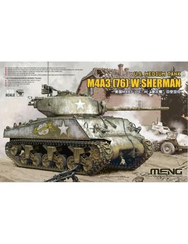 Meng TS-043 U.S. Medium...
