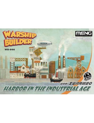 Meng WB-006 Warship Builder...