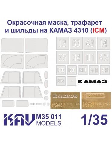 KAV-models KAV M35 011...