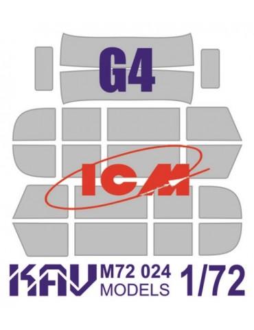 KAV-models KAV M72 024...