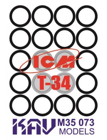 KAV-models KAV M35 073...