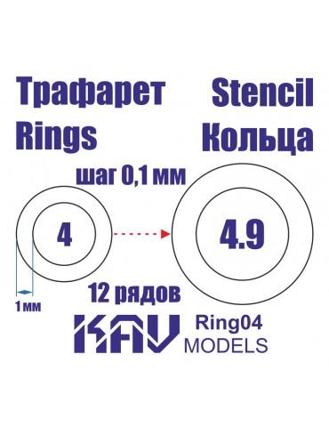 KAV-models KAV Ring04...