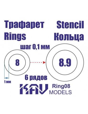 KAV-models KAV Ring08...