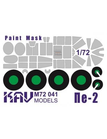 KAV-models KAV M72 041...