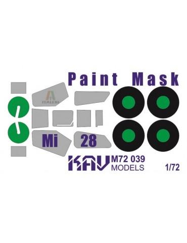 KAV-models KAV M72 039...