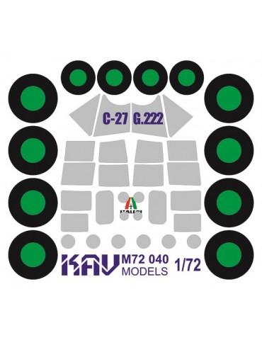 KAV-models KAV M72 040...