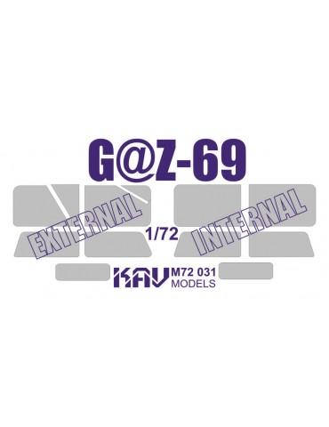 KAV-models KAV M72 031...