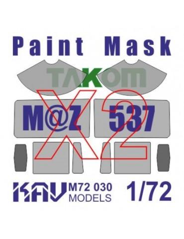 KAV-models KAV M72 030...
