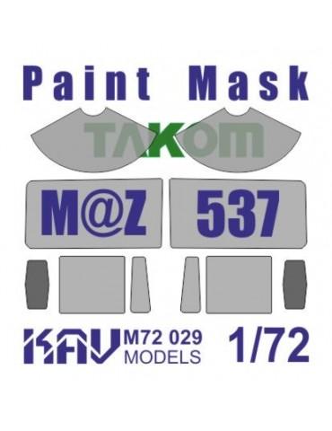 KAV-models KAV M72 029...