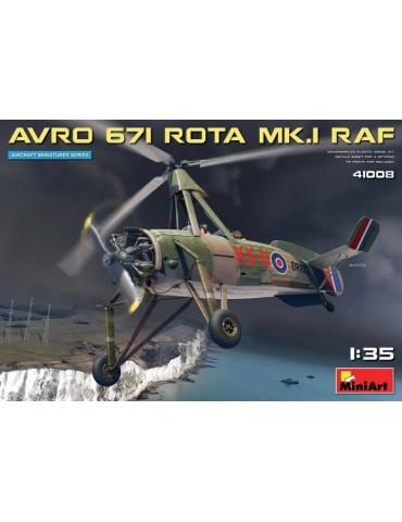 MiniArt 41008 Автожир Avro...