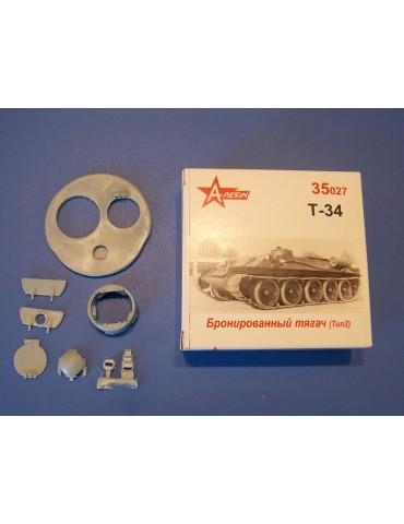 A-Resin 35027 Т-34...