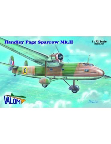 Valom 72058 Handley Page...