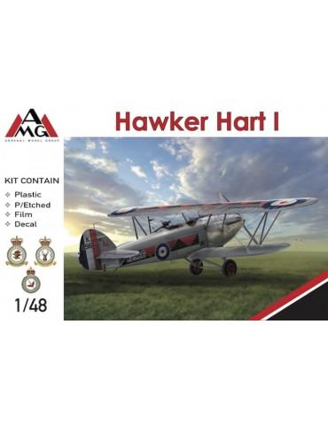 AMG 48902 Hawker Hart I 1/48