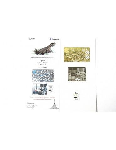 Микродизайн 072254 Су-57...