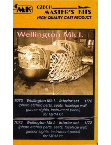 CMK 7073 Wellington Mk.I...