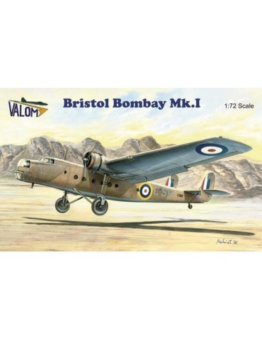 Valom 72097 Bristol Bombay...