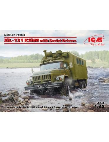 ICM 35524 ЗиЛ-131 КШМ с...