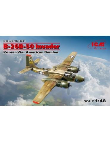 ICM 48281 B-26B-50 Invader...