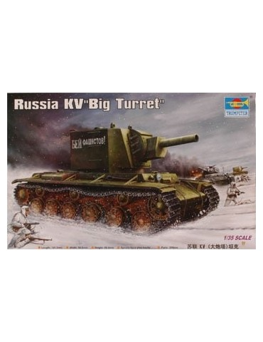 Trumpeter 00311 Russia KV...