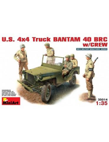 MiniArt 35014 US 4x4 TRUCK...