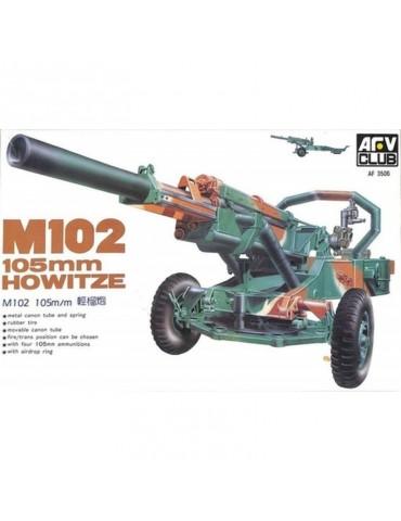 AFV Club AF3506 M102 105mm...
